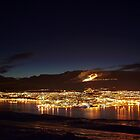 Akureyri Capital of the north Iceland by jonpalma