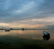 Becalmed by pictureit