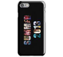 Summer 2013 Cutout Case iPhone Case/Skin