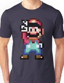 Super Mario World victory pose Unisex T-Shirt