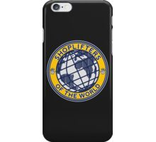 Shoplifters Of The World iPhone Case/Skin