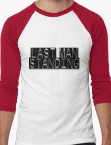 Last man standing  Men's Baseball ¾ T-Shirt