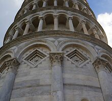 Torre Pendente Di Pisa by Cymbaline88
