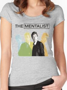 The mentalist Women's Fitted Scoop T-Shirt