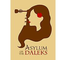Asylum of the Daleks Photographic Print