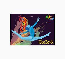 Rio Olympics 2016 Gymnast Unisex T-Shirt