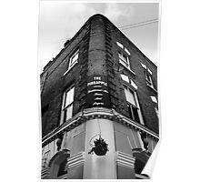 The Pineapple Pub Kentish Town London Poster