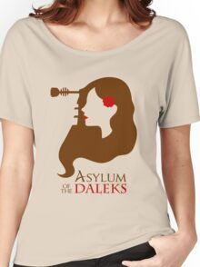 Asylum of the Daleks Women's Relaxed Fit T-Shirt