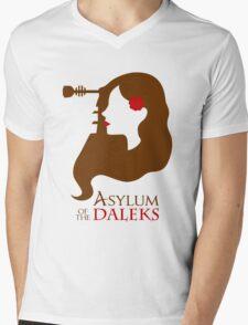 Asylum of the Daleks Mens V-Neck T-Shirt