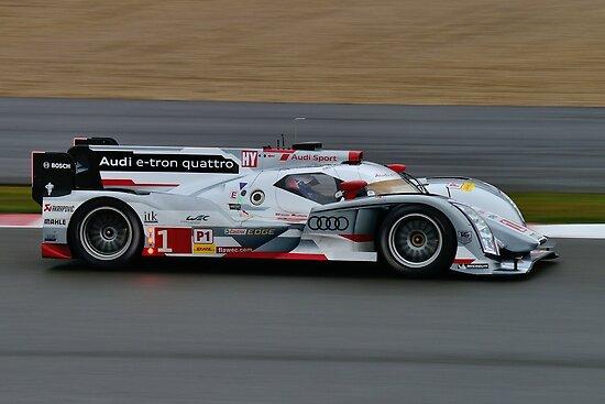 Audi Sport Team Joest No 1 by Willie Jackson