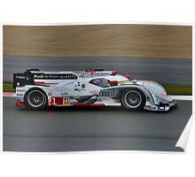 Audi Sport Team Joest No 1 Poster