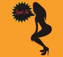 ★ټSpank Me-Naughty Bewitching Woman on Stiletto Heels Clothing & Stickersټ★ by Fantabulous