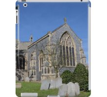 St Mary The Virgin, Diss iPad Case/Skin
