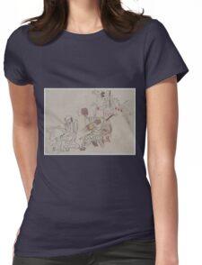 Tengu nado 1 001 Womens Fitted T-Shirt