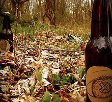 Beer In field by heartfeltfc