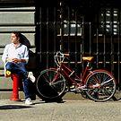 Easy Rider by Michael J Armijo