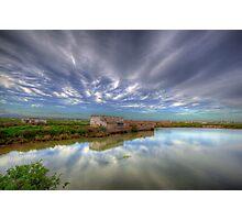Fuzeta Lagoon Photographic Print