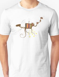 Spy octopus T-Shirt