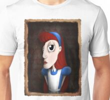 go ask alice - red Unisex T-Shirt