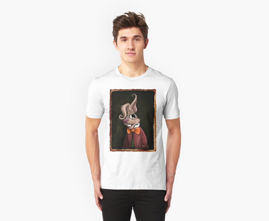 hare up my ass by Mark Rodriguez (Godriguez)
