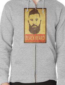 Obey Black Beard T-Shirt