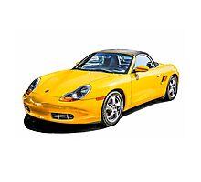 Porsche Boxster s German Sports Car  Photographic Print