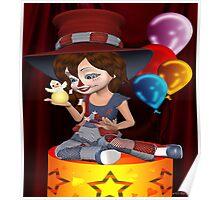 Kiki The Clown 5 Poster