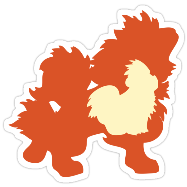 PKMN Evo Family - #058 Growlithe by dangerliam