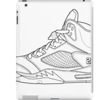 Air Jordan Monro 2015 iPad Case/Skin