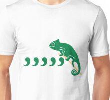 comma comma chameleon Unisex T-Shirt
