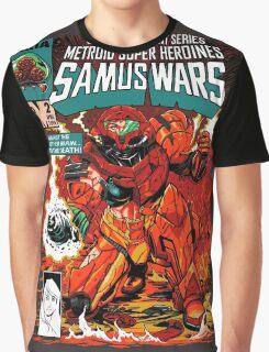 Samus Wars Graphic T-Shirt