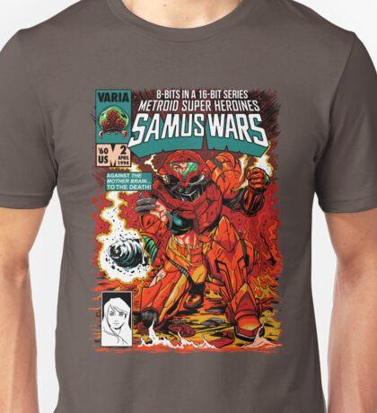 Samus Wars Unisex T-Shirt
