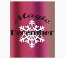 Magic December by dhanushanka