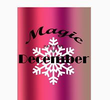 Magic December Women's Fitted Scoop T-Shirt