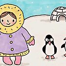 Eskimo and Friends by Anna Davies