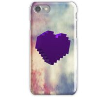 3d Love Heart. iPhone Case/Skin