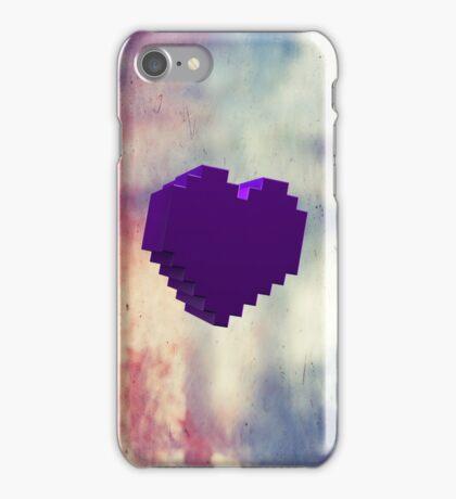 3d Love Heart. iPhone Case/Skin