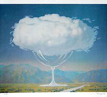 Magritte, Rene, La corde sensible (Heartstring) by masterworks