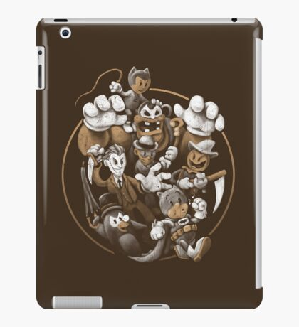 Bat's All, Folks - No Text iPad Case/Skin