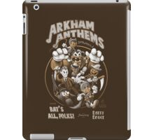 Bat's All, Folks! iPad Case/Skin