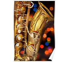 Music - Sax - Very saxxy Poster
