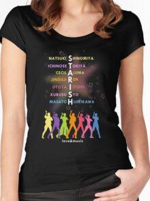 STARISH! (1) Women's Fitted Scoop T-Shirt