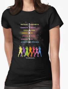 STARISH! (1) Womens Fitted T-Shirt