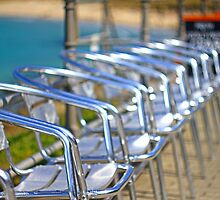 Helios Chairs - Chrome Alignment by Mark Haynes Photography
