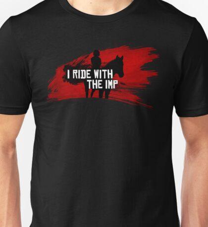 I Ride With The Imp Unisex T-Shirt
