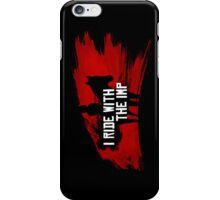 I Ride With The Imp iPhone Case/Skin