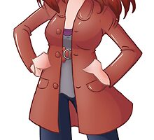 Donna Noble by Ginny Milling