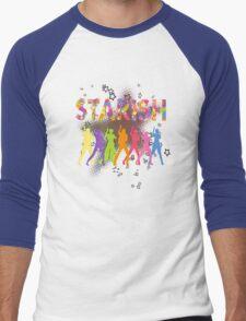 STARISH! (2) Men's Baseball ¾ T-Shirt