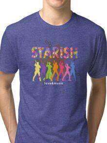 STARISH! (2) Tri-blend T-Shirt