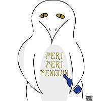 Peri peri penguin Photographic Print
